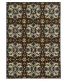 RugStudio presents Sphinx By Oriental Weavers Arabella 15837 Brown Machine Woven, Good Quality Area Rug