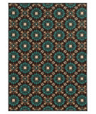 RugStudio presents Sphinx By Oriental Weavers Arabella 15862 Chocolate Machine Woven, Good Quality Area Rug