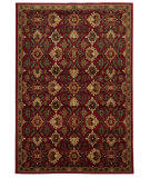 RugStudio presents Sphinx By Oriental Weavers Aston 536r9 Russet Machine Woven, Good Quality Area Rug