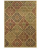 RugStudio presents Sphinx By Oriental Weavers Aston 537w9 Beige Machine Woven, Good Quality Area Rug
