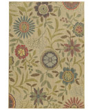 RugStudio presents Tommy Bahama Cabana 1330w Beige Machine Woven, Good Quality Area Rug