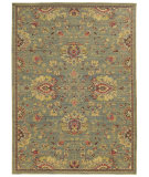 RugStudio presents Tommy Bahama Cabana 002l2 Taupe/Multi Machine Woven, Good Quality Area Rug