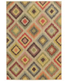 RugStudio presents Tommy Bahama Cabana 8022w Multi Machine Woven, Good Quality Area Rug