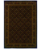 RugStudio presents Sphinx By Oriental Weavers Cambridge 180n2 Black Machine Woven, Good Quality Area Rug