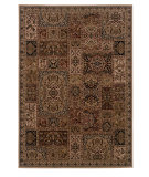 RugStudio presents Sphinx By Oriental Weavers Cambridge 5991y Beige / Brown Machine Woven, Good Quality Area Rug