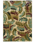 RugStudio presents Sphinx By Oriental Weavers Camden 2244a Green Machine Woven, Good Quality Area Rug