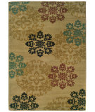 RugStudio presents Sphinx By Oriental Weavers Camden 2320a Tan Machine Woven, Good Quality Area Rug