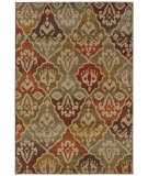 RugStudio presents Sphinx By Oriental Weavers Casablanca 4442c Machine Woven, Good Quality Area Rug