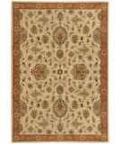 RugStudio presents Sphinx By Oriental Weavers Casablanca 5317b Beige / Rust Machine Woven, Good Quality Area Rug