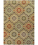 RugStudio presents Sphinx By Oriental Weavers Casablanca 5324a Brown / Beige Machine Woven, Good Quality Area Rug