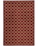 RugStudio presents Sphinx By Oriental Weavers Ella 3885a Red / Beige Machine Woven, Good Quality Area Rug