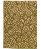 RugStudio presents Sphinx By Oriental Weavers Ella 5113a Green / Beige Machine Woven, Good Quality Area Rug