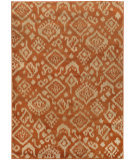 RugStudio presents Sphinx By Oriental Weavers Ella 5113c Orange / Beige Machine Woven, Good Quality Area Rug