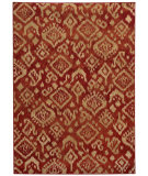 RugStudio presents Sphinx By Oriental Weavers Ella 5113d Red / Beige Machine Woven, Good Quality Area Rug