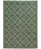 RugStudio presents Sphinx By Oriental Weavers Ella 5185a Blue / Beige Machine Woven, Good Quality Area Rug