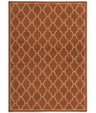 RugStudio presents Sphinx By Oriental Weavers Ella 5186r Rust / Beige Machine Woven, Good Quality Area Rug
