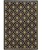 RugStudio presents Sphinx By Oriental Weavers Ella 5188e Black / Beige Machine Woven, Good Quality Area Rug