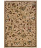 RugStudio presents Sphinx by Oriental Weavers Emerson 1994A Tan Machine Woven, Good Quality Area Rug
