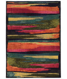 RugStudio presents PANTONE UNIVERSE Expressions 207x5 Multi/ Blue Machine Woven, Good Quality Area Rug