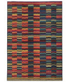 RugStudio presents PANTONE UNIVERSE Expressions 603x5 Red/ Blue Machine Woven, Good Quality Area Rug