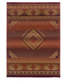 RugStudio presents Sphinx By Oriental Weavers Generations 1506C Machine Woven, Better Quality Area Rug