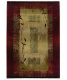 RugStudio presents Sphinx By Oriental Weavers Generations 544x1 Burgundy Area Rug