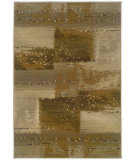 RugStudio presents Sphinx By Oriental Weavers Genesis 908a1 Tan/Rust Machine Woven, Good Quality Area Rug