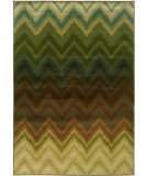 RugStudio presents Sphinx By Oriental Weavers Hudson 3458a Brown/Multi Machine Woven, Good Quality Area Rug