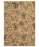RugStudio presents Sphinx By Oriental Weavers Hudson 4877b Ivory/Multi Machine Woven, Good Quality Area Rug