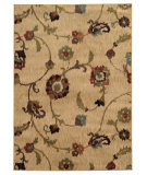 RugStudio presents Sphinx By Oriental Weavers Hudson 4887b Beige Machine Woven, Good Quality Area Rug