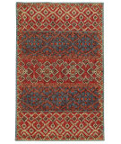 RugStudio presents Tommy Bahama Jamison 53301 Red Woven Area Rug