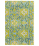 RugStudio presents Tommy Bahama Jamison 53304 Blue Woven Area Rug