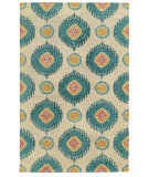 RugStudio presents Tommy Bahama Jamison 53306 Beige Woven Area Rug