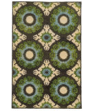 RugStudio presents Tommy Bahama Jamison 53307 Black Woven Area Rug