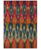 RugStudio presents Sphinx By Oriental Weavers Kaleidoscope 2061z Machine Woven, Better Quality Area Rug