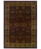 RugStudio presents Sphinx By Oriental Weavers Kharma 332C4 Machine Woven, Better Quality Area Rug
