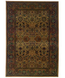 RugStudio presents Sphinx By Oriental Weavers Kharma 332W4 Machine Woven, Better Quality Area Rug