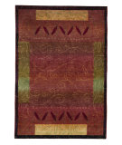 RugStudio presents Sphinx By Oriental Weavers Kharma 439R4 Machine Woven, Better Quality Area Rug