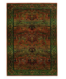 RugStudio presents Sphinx By Oriental Weavers Kharma 465J4 Machine Woven, Better Quality Area Rug