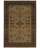 RugStudio presents Sphinx By Oriental Weavers Kharma 836Y1 Machine Woven, Better Quality Area Rug