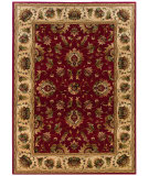 RugStudio presents Sphinx By Oriental Weavers Knightsbridge 211v5 Red Machine Woven, Better Quality Area Rug