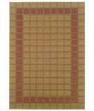 RugStudio presents Sphinx By Oriental Weavers Elements 880o8 Beige/Rust Machine Woven, Good Quality Area Rug