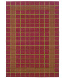 RugStudio presents Sphinx By Oriental Weavers Elements 880r8 Red Machine Woven, Good Quality Area Rug