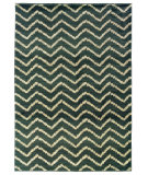 RugStudio presents Sphinx By Oriental Weavers Marrakesh 5993e Charcoal Grey Machine Woven, Good Quality Area Rug