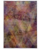 RugStudio presents PANTONE UNIVERSE Prismatic 75187 Purple/ Lavender Machine Woven, Good Quality Area Rug