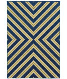 RugStudio presents Sphinx By Oriental Weavers Riviera 4589l Navy Machine Woven, Good Quality Area Rug