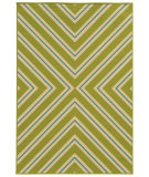 RugStudio presents Sphinx By Oriental Weavers Riviera 4589m Lime Green Machine Woven, Good Quality Area Rug