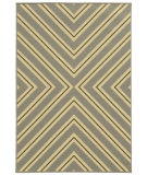 RugStudio presents Sphinx By Oriental Weavers Riviera 4589p Gray Machine Woven, Good Quality Area Rug