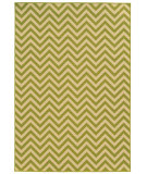 RugStudio presents Sphinx By Oriental Weavers Riviera 4593k Green Machine Woven, Good Quality Area Rug