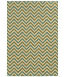 RugStudio presents Sphinx By Oriental Weavers Riviera 4593u Green Machine Woven, Good Quality Area Rug